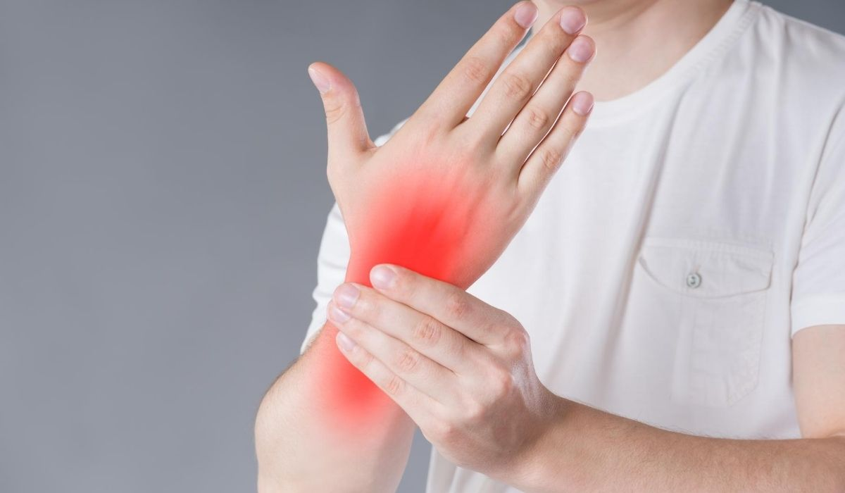 Musculoskeletal Disorder Injuries