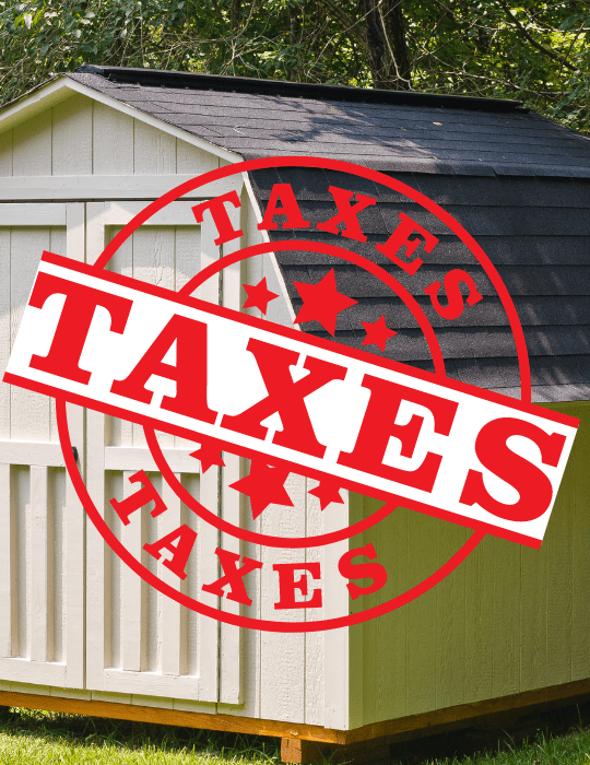 Do-Sheds-Increase-Property-Taxes